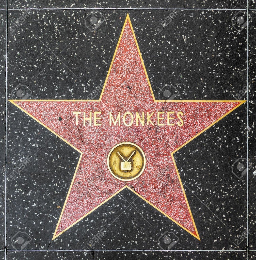 14611878-HOLLYWOOD-JUNE-24-The-Monkees-star-on-Hollywood-Walk-of-Fame-on-June-24-2012-in-Hollywood-California-Stock-Photo
