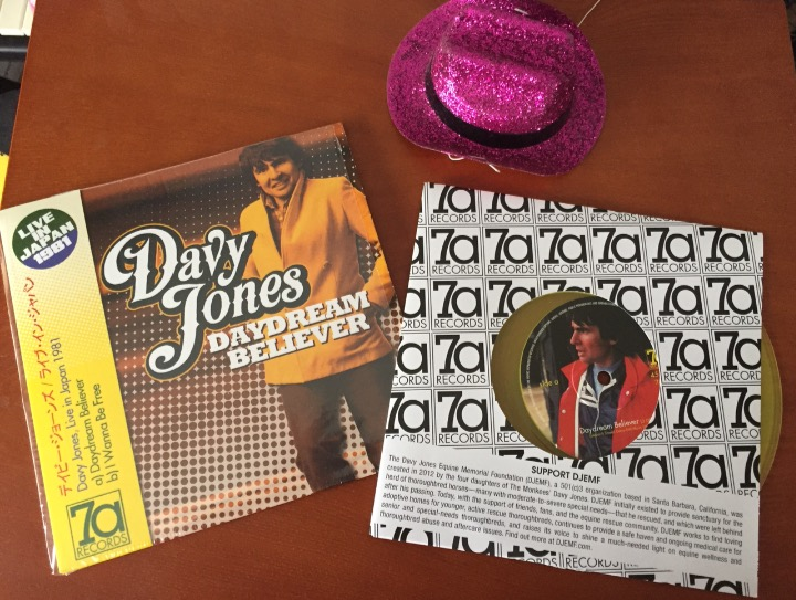 Review: 7a Records Davy Jones Live In Japan