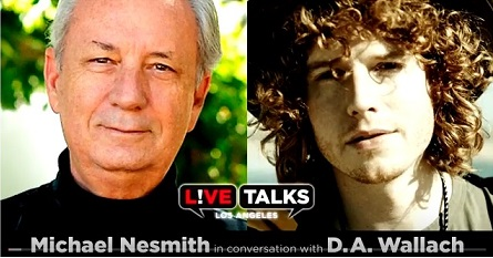 Michael Nesmith In Conversation With D.A. Wallach