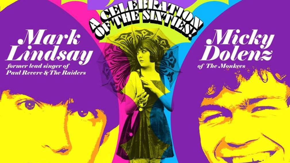 "Monkees.net Interview: Micky Dolenz and Mark Lindsay Team Up For ""50 Summers of Love"" Tour"