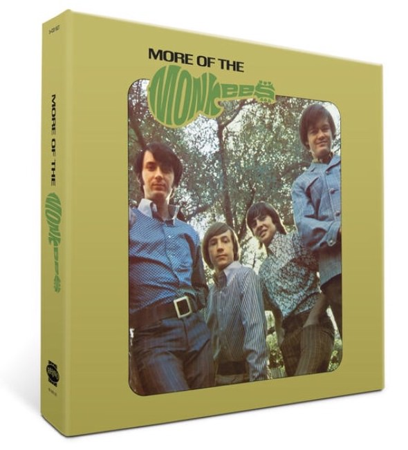 More Of The Monkees Deluxe Edition