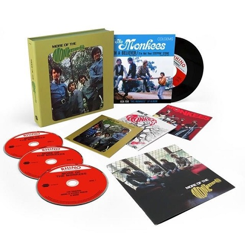 Review: More Of The Monkees Deluxe Box Set