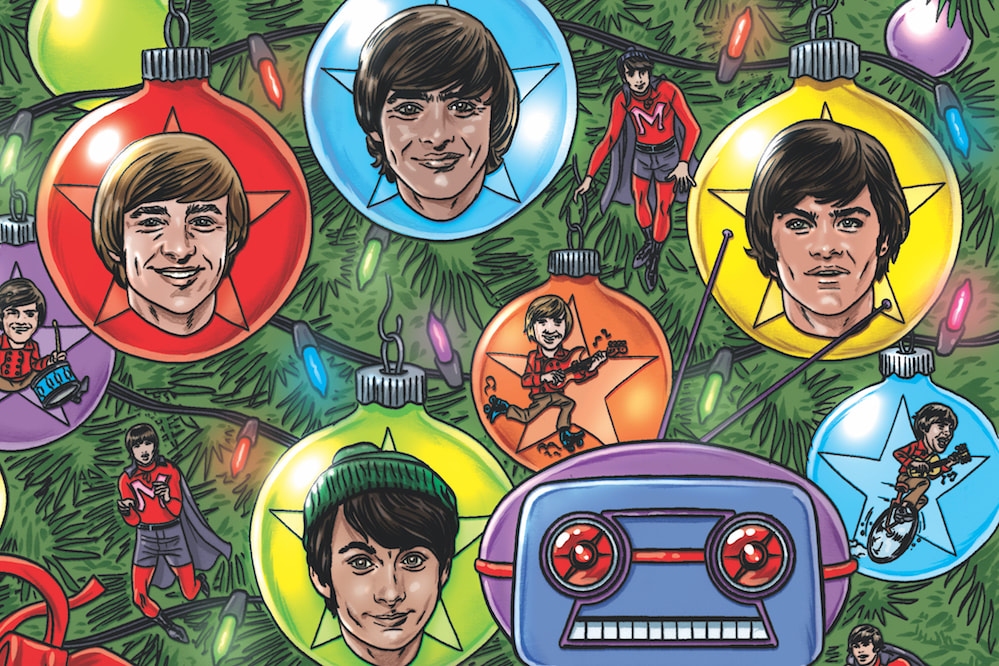 Monkees Christmas Party.Record Store Day Monkees Christmas Party Plus Release 11 29
